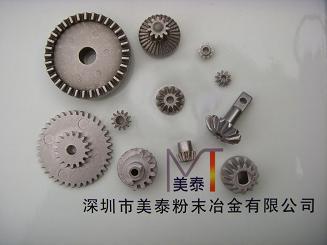 各种MIM工艺制造齿轮