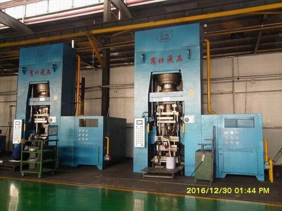 FS79ZK系列自动成型压机